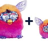 Фото в Для детей Детские игрушки Ферби Бум Кристалл + Малыш Ферблинг Кристалл, в Орле 7500