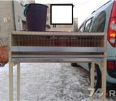 Foto в Домашние животные Товары для животных Изготовим под заказ клетки для любой живности,брудеры. в Челябинске 1500