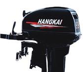 Фотография в Авторынок Водный транспорт Подвесной лодочный мотор Hangkai 9,9HP имеет в Москве 66500