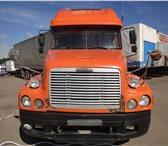 Изображение в Авторынок Капотный тягач Год выпуска: 2000 Цвет Оранжевый Пробег 606669 в Москве 600000