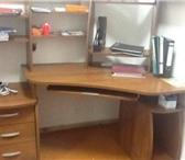 Foto в Мебель и интерьер Офисная мебель Продам Отличный угловой стол (покупали в в Томске 4500