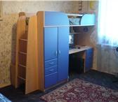 Foto в Мебель и интерьер Мебель для детей Продаю детский мебельный комплекс-шкаф для в Ярославле 7000