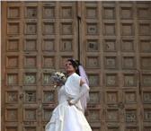 Foto в Одежда и обувь Свадебные платья Продам свадебное платье коллекции 2009. Цвет в Новокузнецке 8000