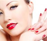Фото в Красота и здоровье Косметические услуги гигиенический маникюр с покрытием лаком или в Таганроге 200