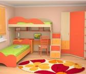 Foto в Для детей Детская мебель более 100 расцветок материалов в Красноярске 15000