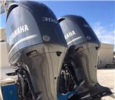 Изображение в Авторынок Водный транспорт Продается мотор лодочный Yamaha F300BET, в Москве 990000