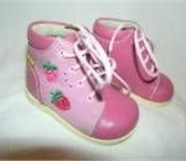 Foto в Одежда и обувь Детская обувь Продаю ортопедические ботиночки 19 размера в Новосибирске 400