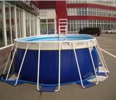 Foto в Отдых и путешествия Товары для туризма и отдыха Сборно разборный бассейн  Legacypools  состоит в Москве 259000