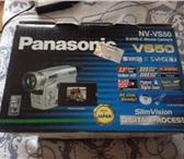 Foto в Электроника и техника Видеокамеры Видеокамера Panasonic NV-VS50. Полный комплект. в Уфе 2000