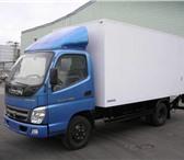 Foto в Авторынок Фургон FOTON 1041,3 т, белый, 0 км, новый ,22м3,фургон в Москве 699000