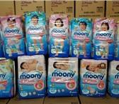 Foto в Для детей Товары для новорожденных Памперсы и трусики из Японии, весь товар в Якутске 700