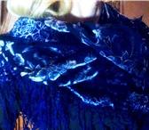 Изображение в Одежда и обувь Женская одежда платок из велюра с люрексом в Старом Осколе 1000
