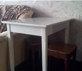 Foto в Мебель и интерьер Кухонная мебель Продам дешево кухонный стол светлого цвета. в Сочи 2000
