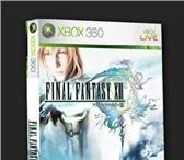Изображение в Компьютеры Игры Игра Final Fantasy XIII для Xbox 360 в запечатанной в Иркутске 1000
