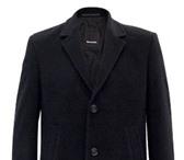 Изображение в Одежда и обувь Мужская обувь Пальто зимнее мужское.Классика.На пуговицах.Цвет-черный.Выдерживает в Барнауле 3200