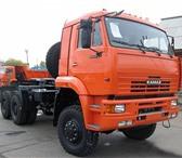 Фотография в Авторынок Бескапотный тягач 6х6Мощность двигателя: 400 л.c.Нагрузка на в Москве 4105000