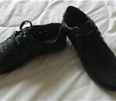 Foto в Одежда и обувь Мужская обувь черные. 41 размер. новые. в Владикавказе 1000