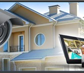 Изображение в Электроника и техника Видеокамеры Видеонаблюдение в частном доме. Продажа, в Астрахани 0