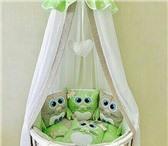Foto в Для детей Детская мебель Производство и продажа детских круглых кроваток-трансформеров в Москве 8600