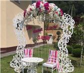 Фотография в Развлечения и досуг Организация праздников Свадебная арка Сказка, размер 250х230см, в Сочи 13000
