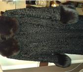 Фотография в Одежда и обувь Женская одежда Продам женскую шубу из каракуля размер 50-52 в Рязани 15000