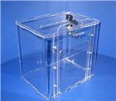 Фотография в Мебель и интерьер Разное Производим и продаём: ящики для анкет и пожертвований, в Якутске 650