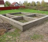 Фото в Строительство и ремонт Строительство домов фундаменты любой сложности, есть опалубка, в Ставрополе 0