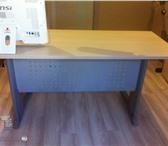 Foto в Мебель и интерьер Мебель для детей Стол компьютерный столешница светлый дуб в Калуге 6000