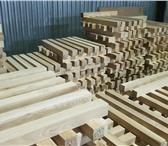 Фото в Строительство и ремонт Строительные материалы Продаем строганый брус ясеня, камерной сушки, в Москве 320