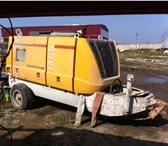 Фотография в Авторынок Бетононасос Продаем стационарный бетононасос putzmeister в Краснодаре 2900000