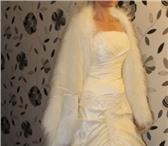 Фото в Одежда и обувь Свадебные платья Очень красивое, свадебное платье в хорошем в Самаре 5000