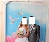 Фотография в Одежда и обувь Свадебные платья Продаю очень красивое свадебное платье, сбоку в Чебоксарах 8000