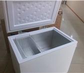 Фото в Электроника и техника Холодильники Продаю новый ларь в упаковкеГарантия 3 годаДоставка в Улан-Удэ 17000