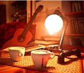Изображение в Мебель и интерьер Светильники, люстры, лампы Изготовляю настольные лампы под заказ. Материал в Москве 3700