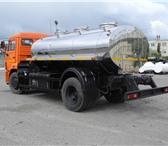 Фото в Авторынок Автоцистерна пищевая Молоковоз (водовоз) на шасси КАМАЗ 43253, в Москве 3150000
