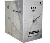 Фотография в Компьютеры Разное Кабель UTP 4 пары 5E кат. 305м, CCA, LAN в Перми 1135