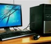 Foto в Компьютеры Компьютеры и серверы Продам б/у компьютер,  процессор - двухядерный в Ульяновске 12500