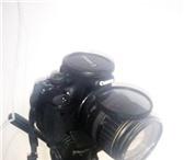 Изображение в Электроника и техника Фотокамеры и фото техника Продам фотоаппарат Canon 550d и Объектив в Москве 11500