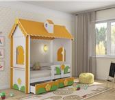 Изображение в Мебель и интерьер Мебель для детей Описание товара: • Выкатные ящики под кроватью в Москве 21300
