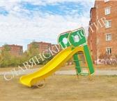 Foto в Для детей Детские игрушки Горка детская. Детские пластиковые горки в Москве 0