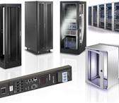Фотография в Компьютеры Сетевое оборудование Имеются в наличии серверные шкафы напольные, в Москве 18000