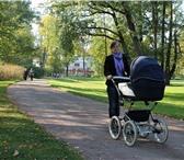 Foto в Для детей Детские коляски Коляска (два в одном - люлька и прогулочный в Санкт-Петербурге 5000