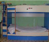 Изображение в Для детей Детская мебель продам детскую двухъяросную кровать (в нижнем в Челябинске 11000