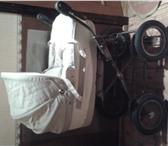 Фотография в Для детей Детские коляски Продаем итальянскую полно приводную карету в Балашихе 10000