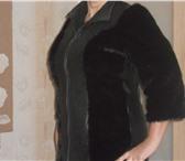Фото в Одежда и обувь Женская одежда куртка кожаная натуральная р-р 46-48 . черного в Чебоксарах 3000