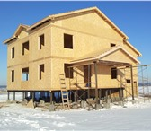 Фото в Строительство и ремонт Строительство домов Строим дома из СИП панелей в Крыму под ключ в Туле 10000