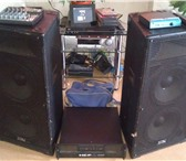 Изображение в Электроника и техника Аудиотехника АРЕНДА!  Колонки(SoundKing) 1000w Усилитель(HCF в Томске 1500