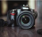 Фото в Электроника и техника Фотокамеры и фото техника Продам Nikon d90Полный комлпект + 18-55Пробег в Красноярске 15000
