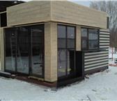Изображение в Строительство и ремонт Строительство домов Пpoизводим тоpговые пaвильоны и бытовки с в Москве 15000