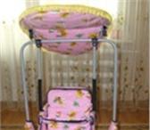 Foto в Для детей Детская мебель Продаю Детскую Качелю. Состояние идеальное. в Барнауле 2500